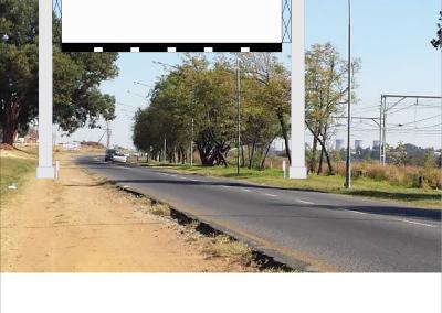 Road Reserve Billboard Site_Super elevation