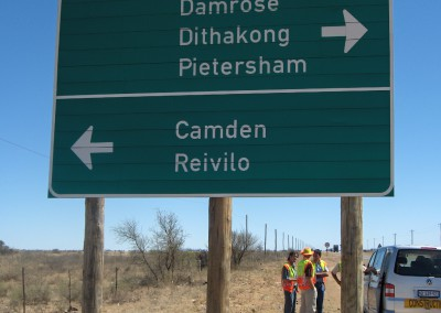 Road Sign Inspections